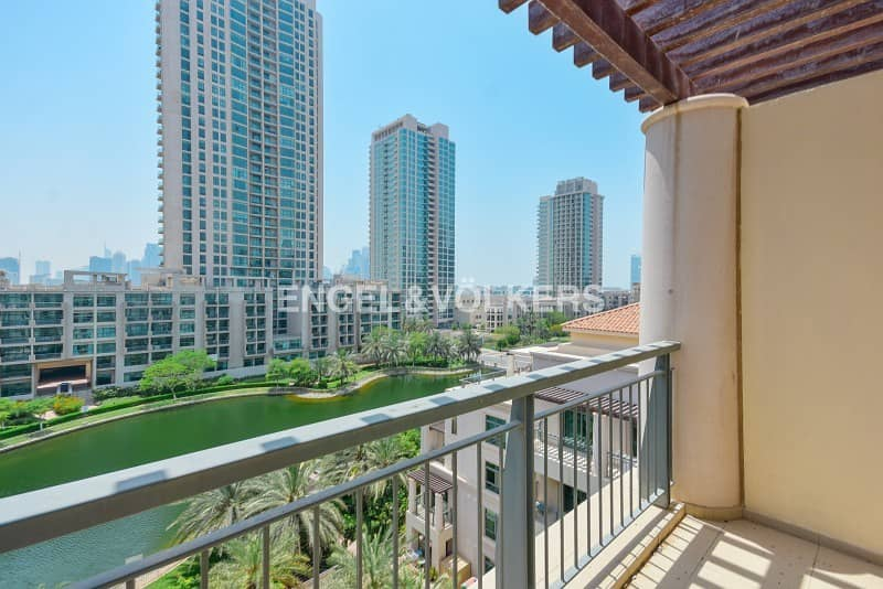 10 Full Canal View | Well Maintained | Spacious