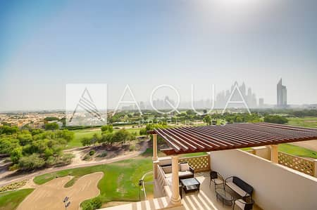 2 Bedroom Flat for Rent in The Views, Dubai - FULL GOLF VIEW * FURNSHED  UNFURNISHED!