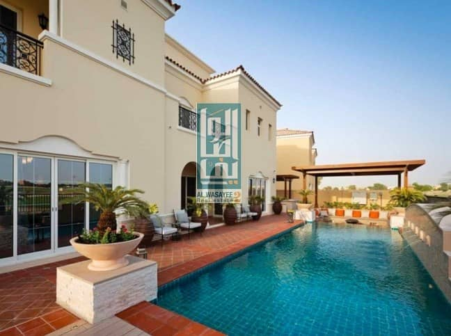 Great DealS !  NO COMMISSIONS ! 5BR VILLA ! LA AVENIDA 2 ARABIAN RANCHES DUBAI