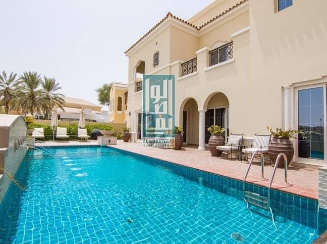 18 Great DealS !  NO COMMISSIONS ! 5BR VILLA ! LA AVENIDA 2 ARABIAN RANCHES DUBAI