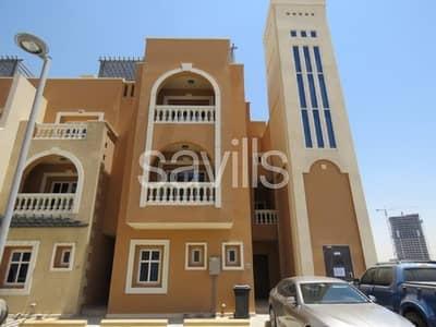 فیلا 5 غرفة نوم للبيع في قرية جميرا الدائرية، دبي - 5 BR Triplex Townhouse with Rooftop Terrace
