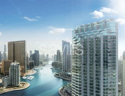 فلیٹ 1 غرفة نوم للبيع في دبي مارينا، دبي - Live Luxury in LIV Residence - Marina