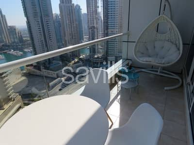 Exclusive 1 Bed | Sea View | Upgraded