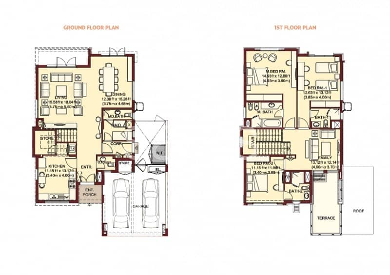 2 Large Plot | Type 3D1 | Vacant on Transfer