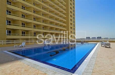 Studio for Sale in Dubai Production City (IMPZ), Dubai - Investment Deal | Studio | Vacant Unit