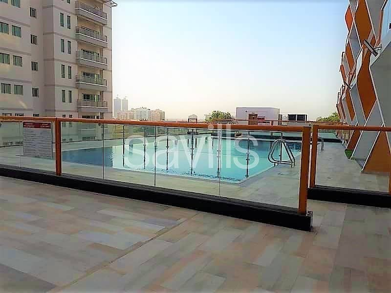 Brand New 1BHK | Open Kitchen | Pool View | Ready To Move