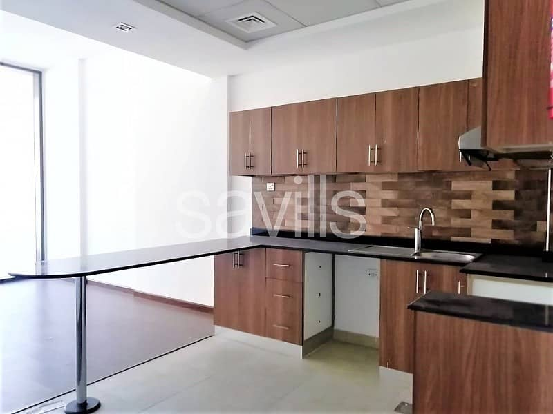 16 Large 1BHK with 2 Baths| Open Kitchen | Ready To Move