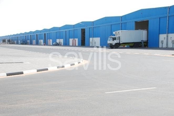 Warehouse FOR RENT in Dubai Industrial Park