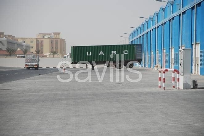 2 Warehouse FOR RENT in Dubai Industrial Park