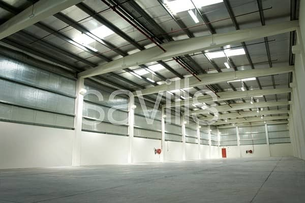 3 Warehouse FOR RENT in Dubai Industrial Park