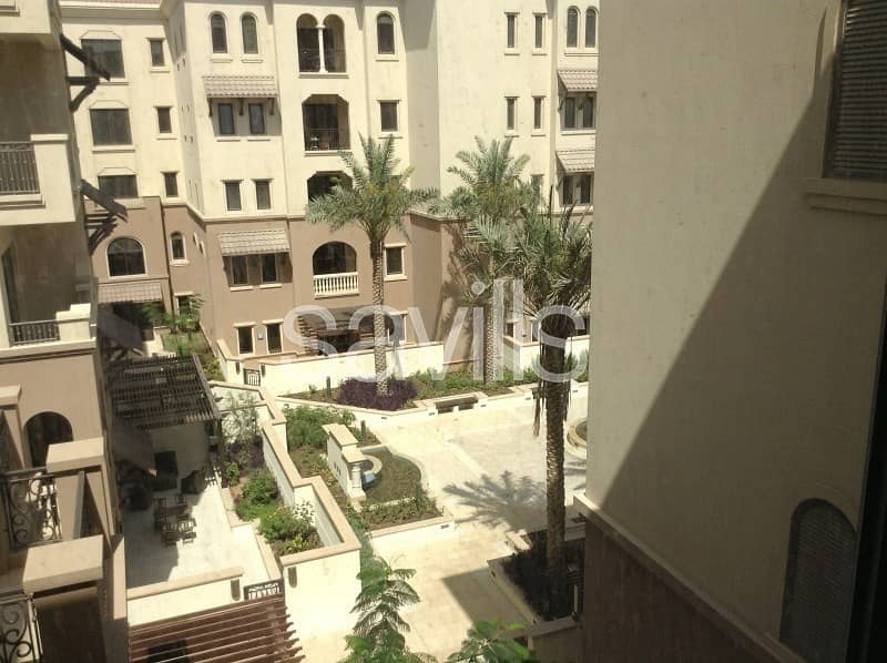 2 Ground floor with terrace 1 bed in Saadiyat - Reduced Price
