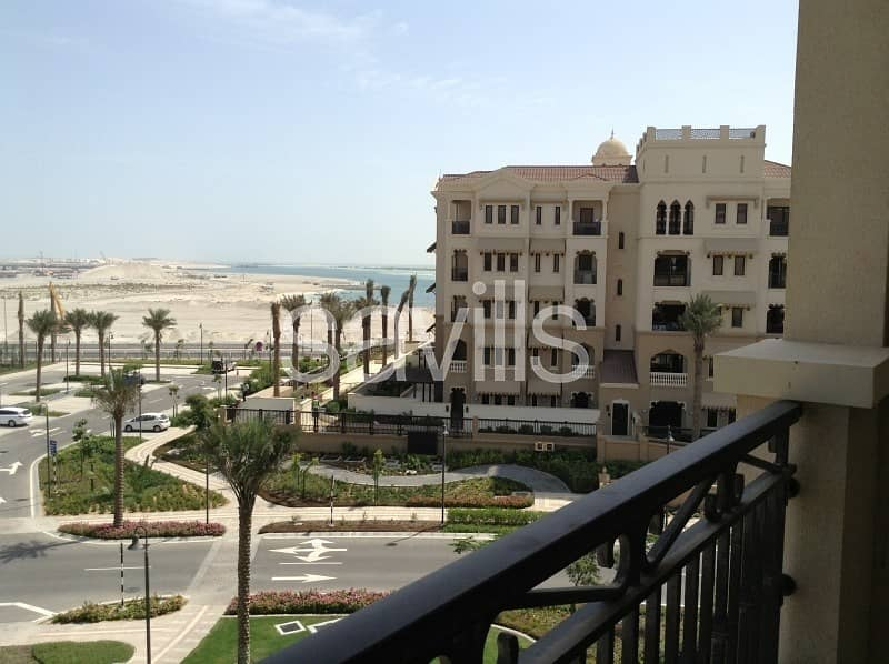 14 Ground floor with terrace 1 bed in Saadiyat - Reduced Price