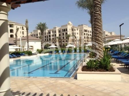 2 Stunning one bedroom apartment at luxurious Saadiyat Beach Residences