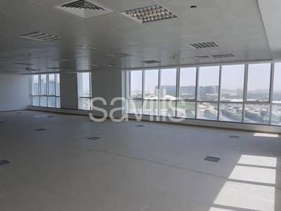 مکتب  للايجار في الطريق الشرقي، أبوظبي - Office for lease in Khalifa park  -ministries compound