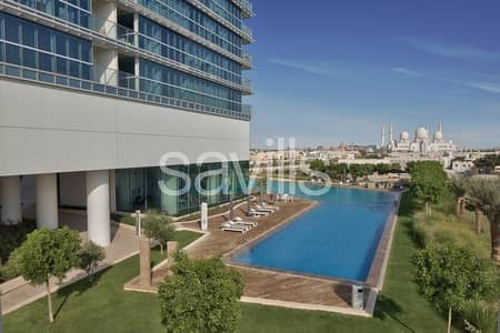 فلیٹ 1 غرفة نوم للايجار في مدينة زايد الرياضية، أبوظبي - One bedroom Rihan Heights. Zayed Sports City.
