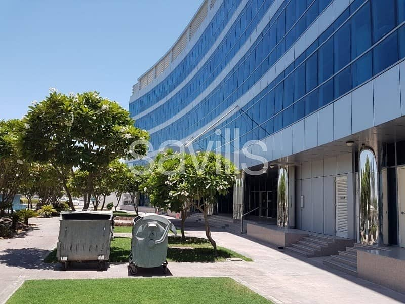 Standalone office building in Prime Location ICAD Abu Dhabi