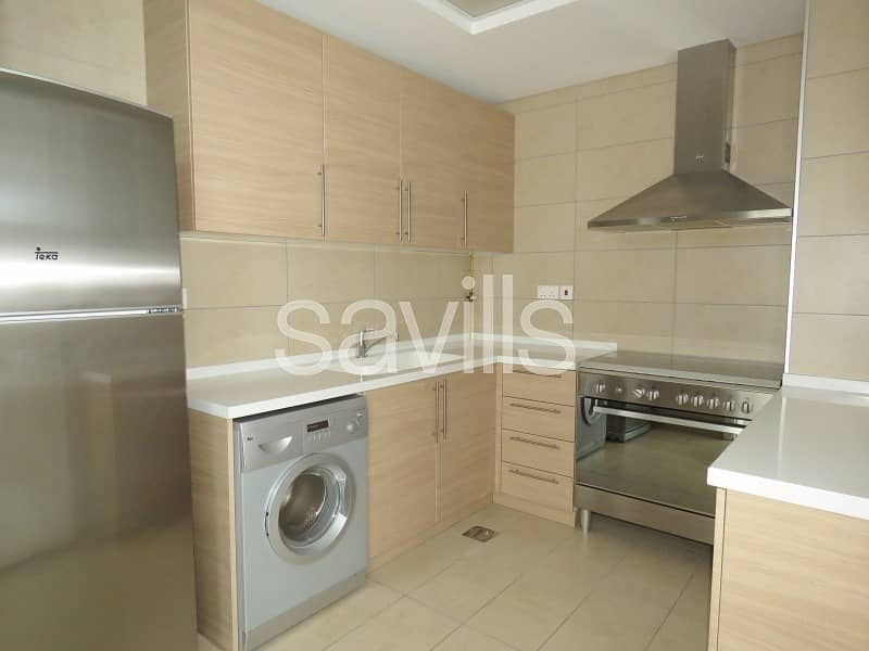 2 Elegant one bedroom apartment near adnec with appliances