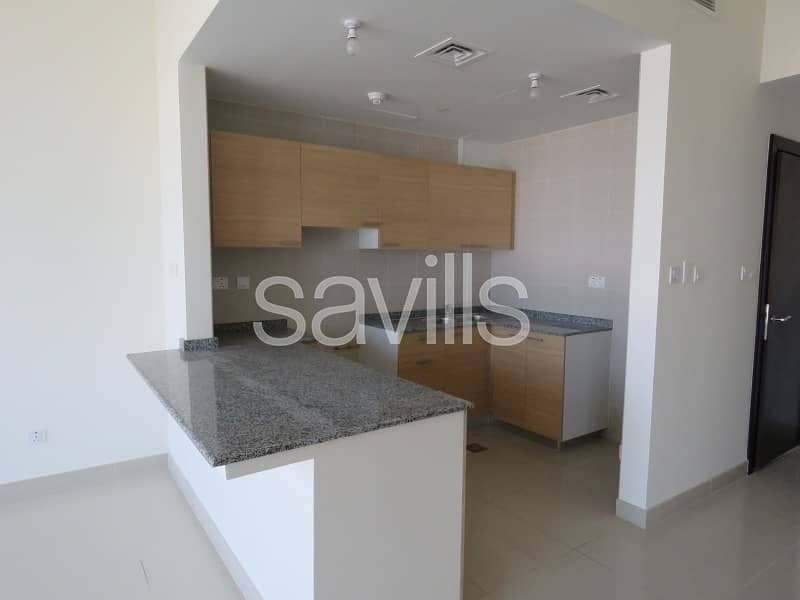 2 One bedroom apartment in marina bay