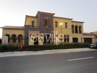 فیلا 6 غرفة نوم للايجار في جزيرة السعديات، أبوظبي - Large Six Bedroom Villa on Saadiyat Island.