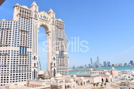 1 Bedroom Flat for Rent in The Marina, Abu Dhabi - Month free rent: Marina Sunset spacious apartments available for rent now