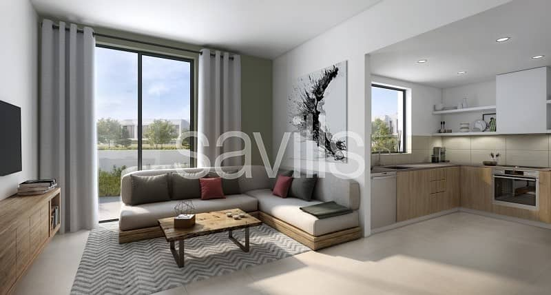 brand new 2 bed townhouse for sale