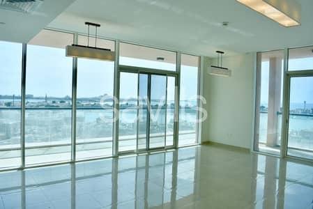 شقة 3 غرفة نوم للايجار في مارينا، أبوظبي - Month free rent: Marina Sunset spacious new apartments for rent