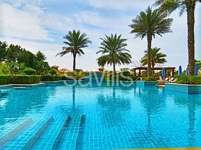 فلیٹ 3 غرفة نوم للايجار في جزيرة السعديات، أبوظبي - Massive  Great View   Beach Access   Low Price 