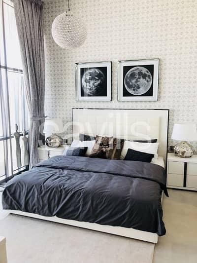 فلیٹ 3 غرفة نوم للايجار في شاطئ الراحة، أبوظبي - Three bed sea view in Lamar residences