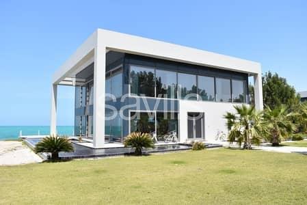 4 Bedroom Villa for Sale in Nurai Island, Abu Dhabi - Luxury Water Villa Located on an Exclusive Island