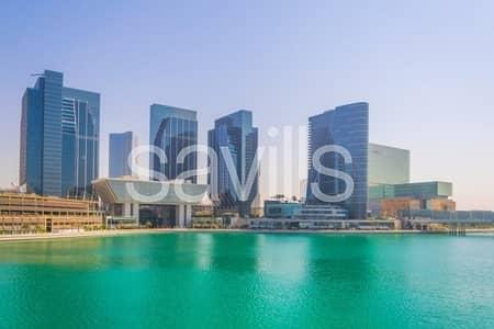 مکتب  للايجار في جزيرة المارية ، أبوظبي - High Floor Office For Lease in Al Maryah Island