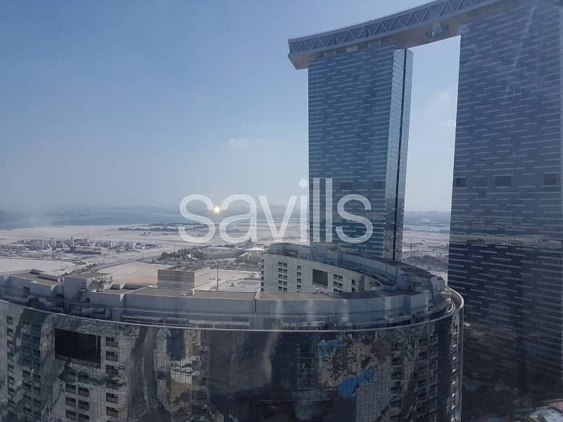 14  Own a fully fitted office in Al Reem Island