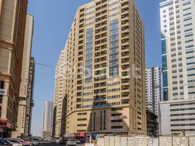 شقة 2 غرفة نوم للايجار في النهدة، الشارقة - شقة في بناية عبدالله الشيبة النهدة 2 غرف 30000 درهم - 4168324