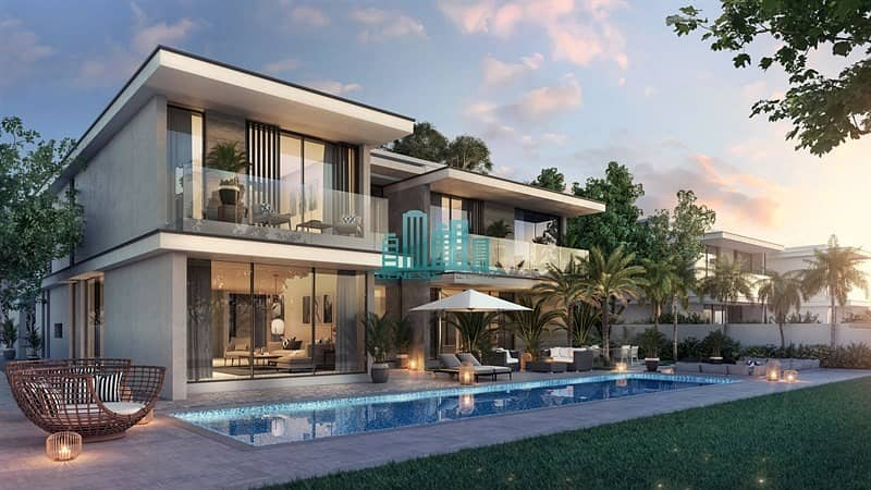 1 Ultra Premium Villa - Golf View