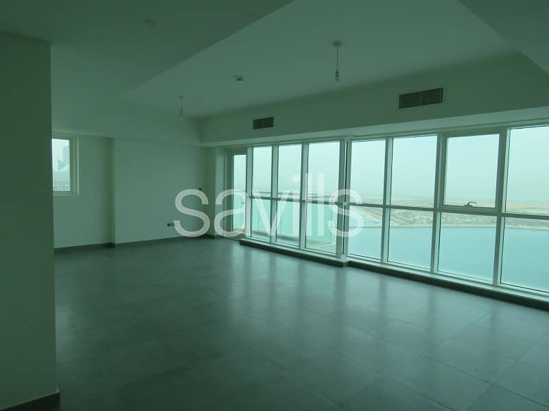 2 New 3+M on Corniche with Stunning Seaviews