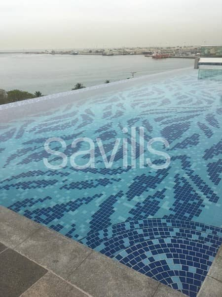 11 New 3+M on Corniche with Stunning Seaviews