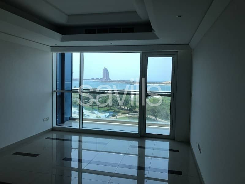 2 Waterfront Corniche 3 bedroom apartment