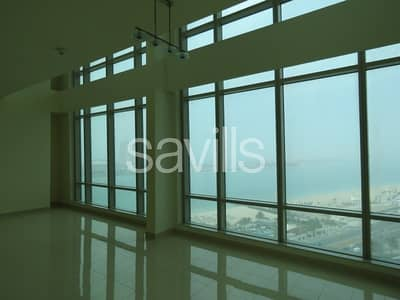 Luxurious 2BR Duplex with Seaview