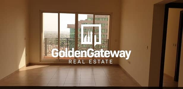 Spacious-Bright 1 Bed /Golf View in Higher flr
