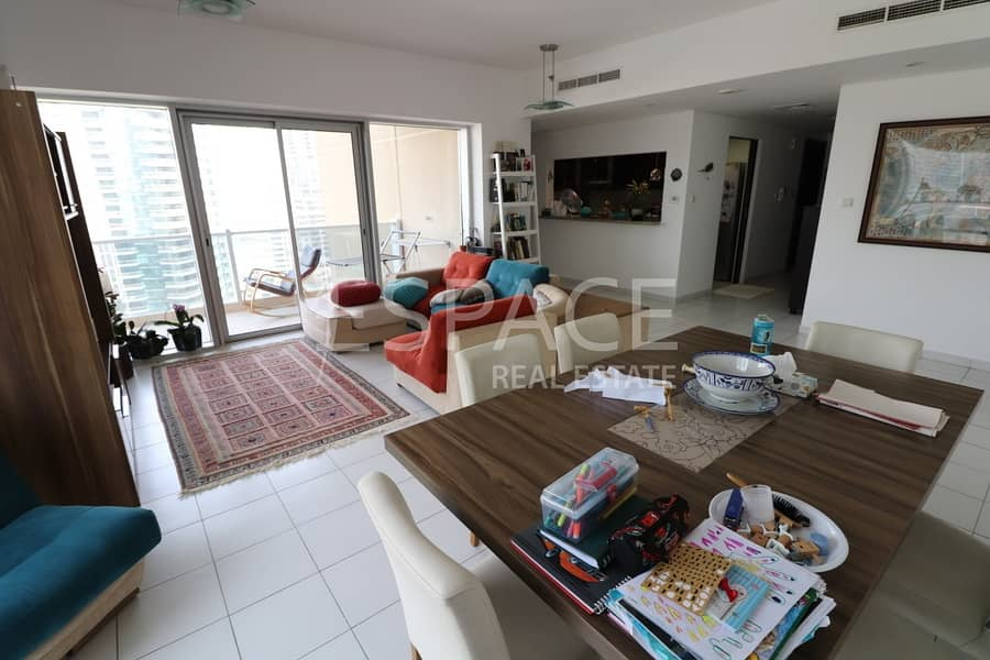 10 Chiller Free-Unfurnished-Full Marina View