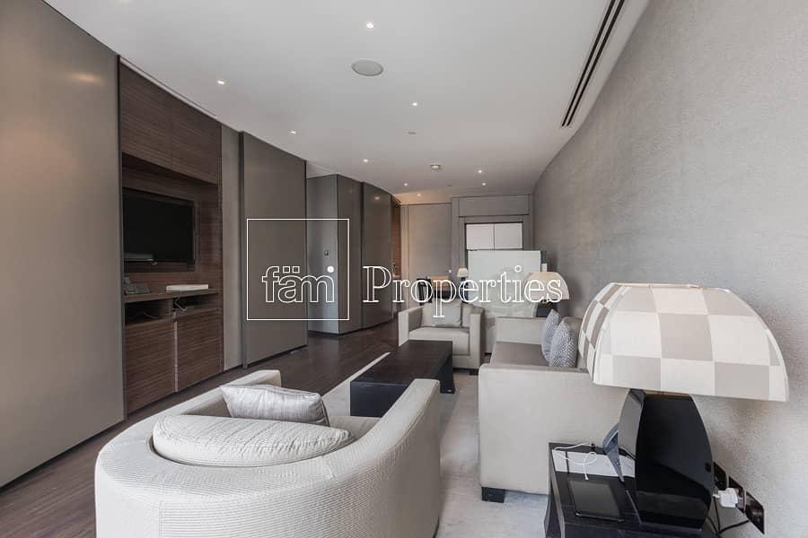 2 BLVD View! Lowest Price 1BR Armani Casa!