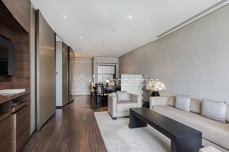 BLVD View! Lowest Price 1BR Armani Casa!