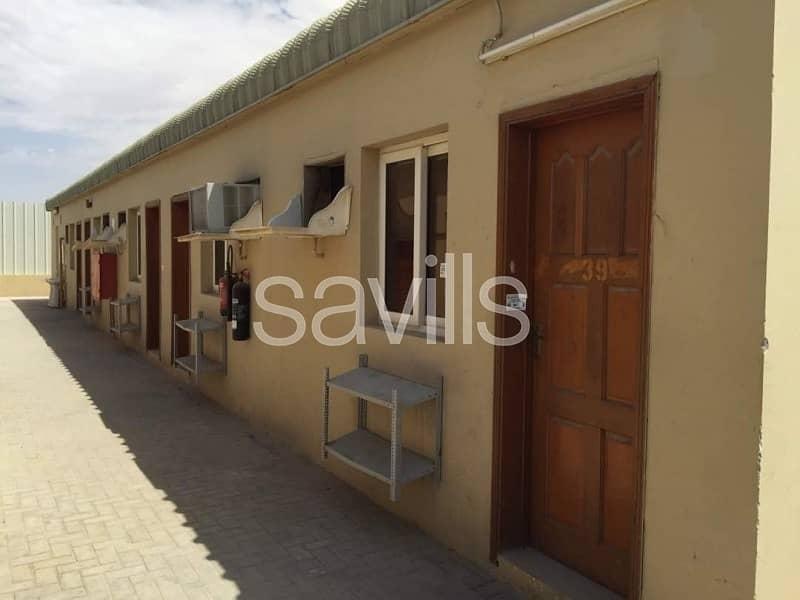 2 11.5% Income from Labor Camp in Al Sajaa