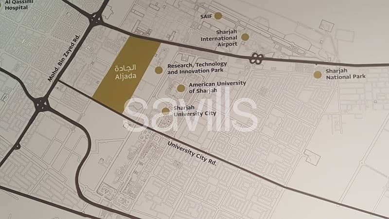 12 Two bed townhouse near University City Sharjah