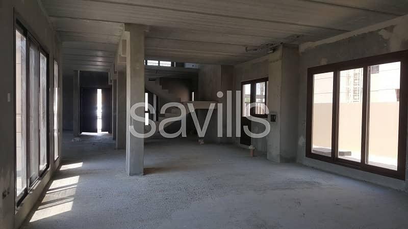 2 Ready shell&core; commercial Villa in Zahia