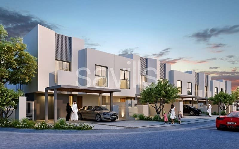 3 bedroom Townhouse For All Nationalities