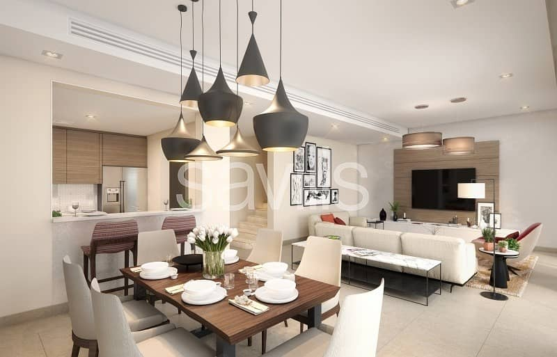 2 3 bedroom Townhouse For All Nationalities