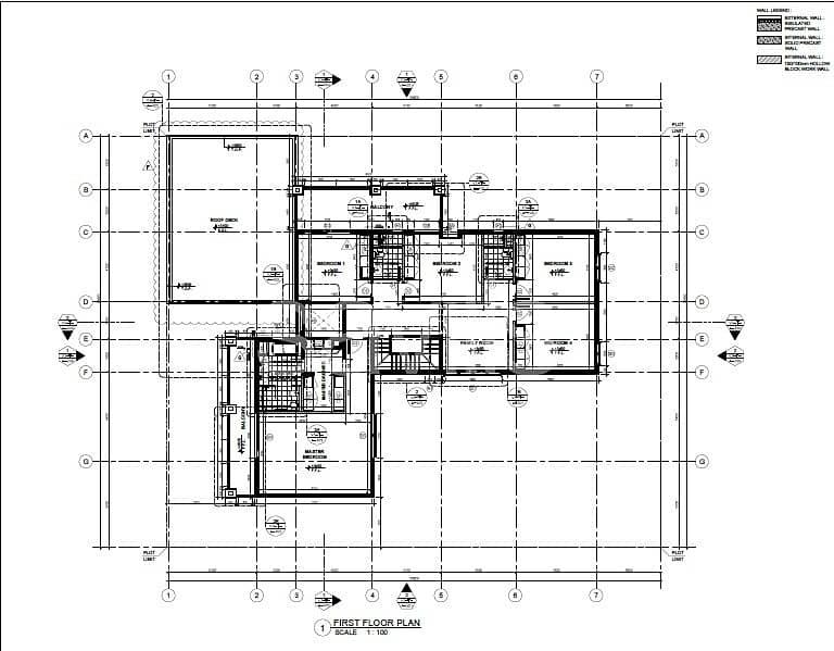 19 Unique 6 bedroom independent villa Phase 1