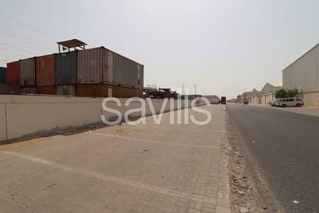 ارض تجارية  للبيع في المنطقة الصناعية ، الشارقة - Three plots in Ind Area 18 close to E611