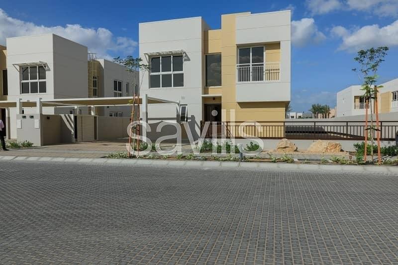 2 Brand new villa with a large corner plot