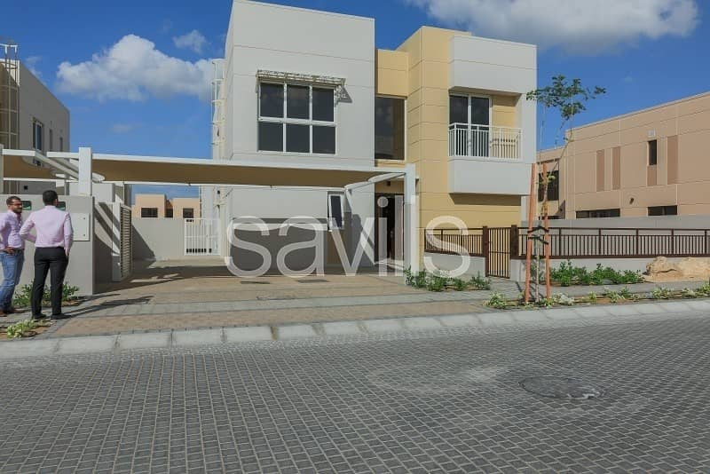 Ready independent villa with an attractive price